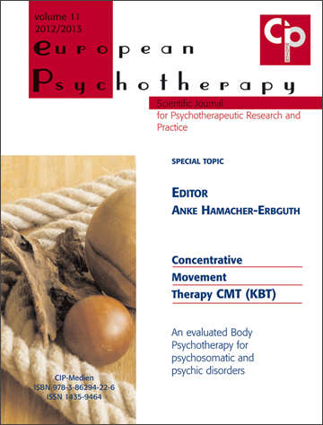 Concentrative Movement Therapy CMT 201220131
